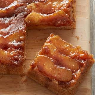 Caramel-Apple Upside-Down Cake.