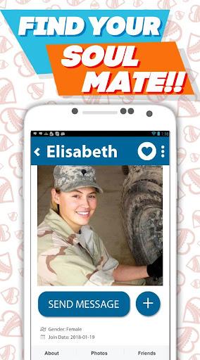 Uniform Dating Mobile App