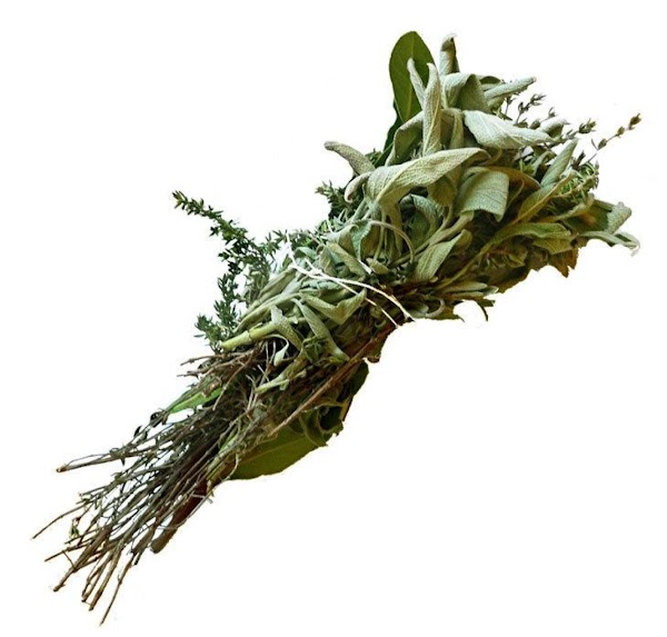 Bouket Garni - Description***Small bundle of herbs wrapped in a cheesecloth bag or tied together...