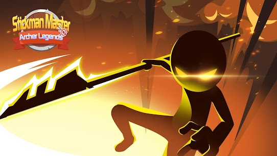 Stickman Master: Archer Legends Mod Apk (Unlimited Money) 1