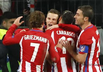 L'Atlético Marid remporte le premier combat face au Bayer Leverkusen