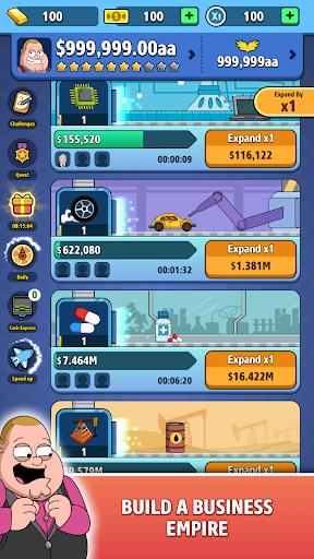 Idle Capital Tycoon - Money Game 1.7.0 screenshots 3