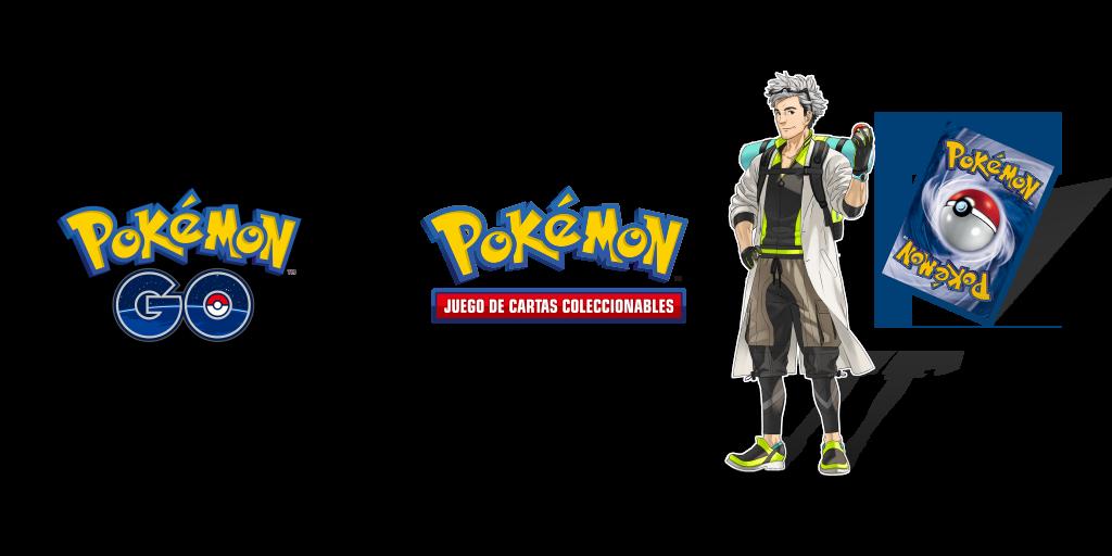 ¡Acuerdo de colaboración entre Pokémon GO y el Juego de Cartas Coleccionables Pokémon!