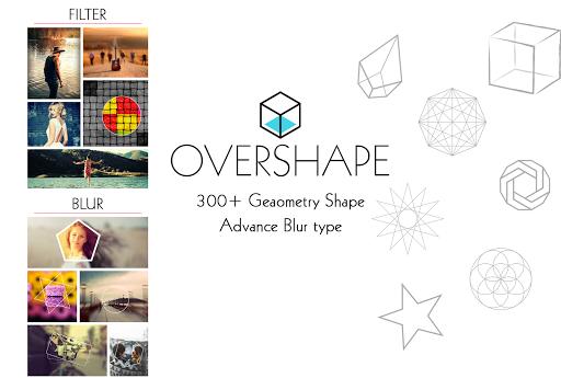 Overshape - Geo Photography 1.3 screenshots 2