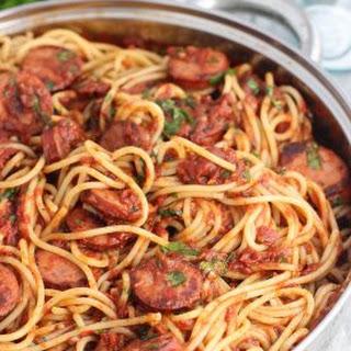 Smoked Sausage Fra Diavolo