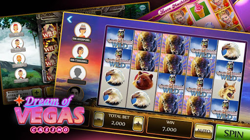 Dream of Vegas - Free Slots