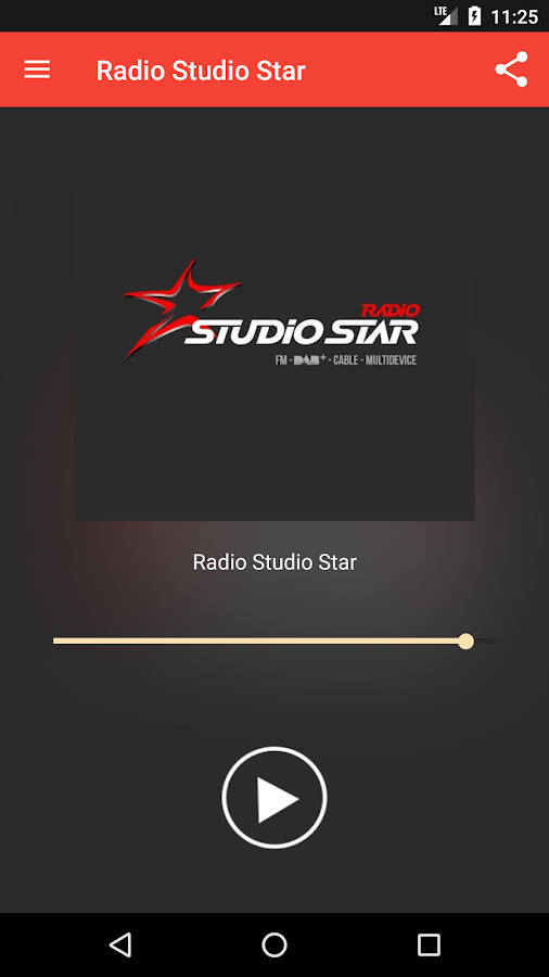 Radio Studio Star- screenshot