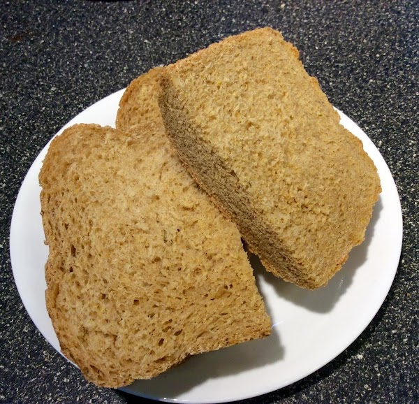 New England Anadama Bread (for Bread Machines) Recipe