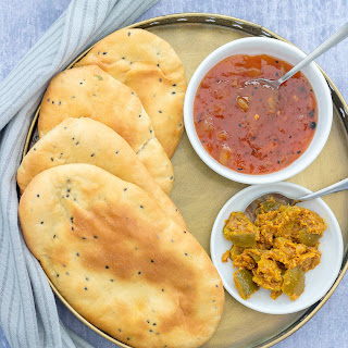 Naan Bread Lunch Recipes.