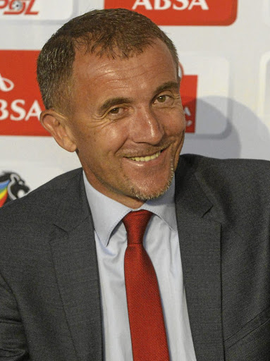 Milutin Sredojevic. Picture: SUPPLIED