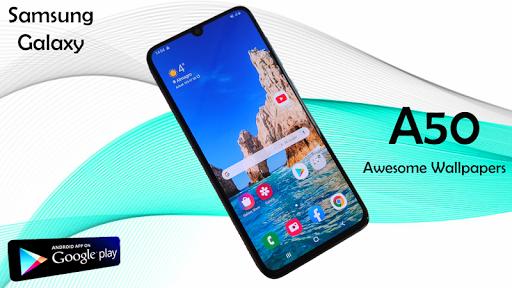 Tema para capturas de pantalla Galaxy A50 y A50s 1