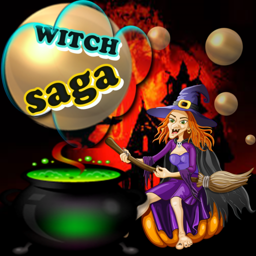 Witch saga bubble