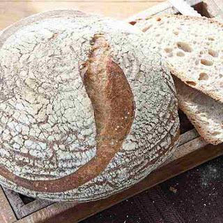 Simple Sourdough Bread Recipe