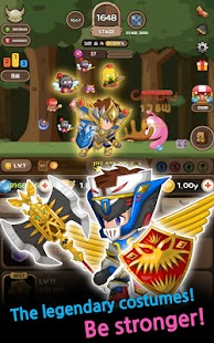 Cash Knight Ruby Soul Special Screenshot