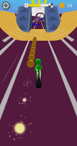 Code Triche Stickman Race  APK MOD (Astuce) screenshots 1