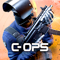 Critical Ops: Online Multiplayer FPS Shooting Game icon
