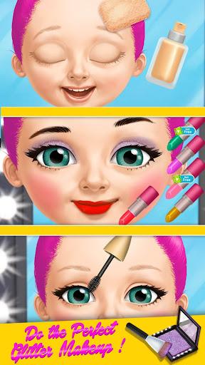 Sweet Baby Girl Pop Stars - Superstar Salon & Show 3.0.10002 screenshots 3