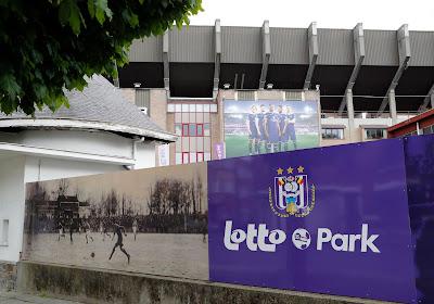 Anderlecht licencie les employés du fanshop pour faire des économies