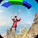 Wingsuit Skydiving Fun Simulator Icon