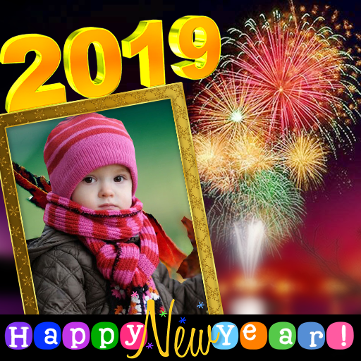 New Year Insta DP Maker  2019 Photo Editor