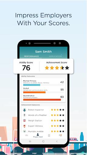JobFlare for Job Search u2013 Play Games. Get Hired. screenshots apkspray 3