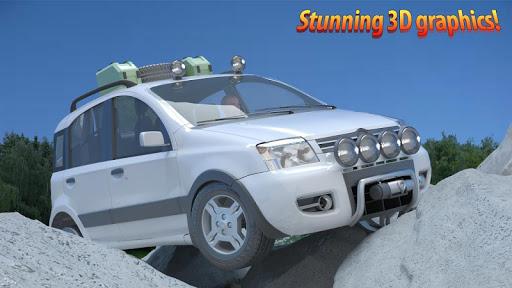 Island Escape car simulator