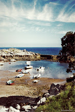 Photo: ✪ Northern Spain - Boats on the beach