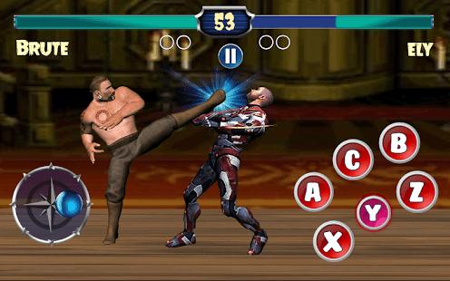 Big Fighting Game - náhled
