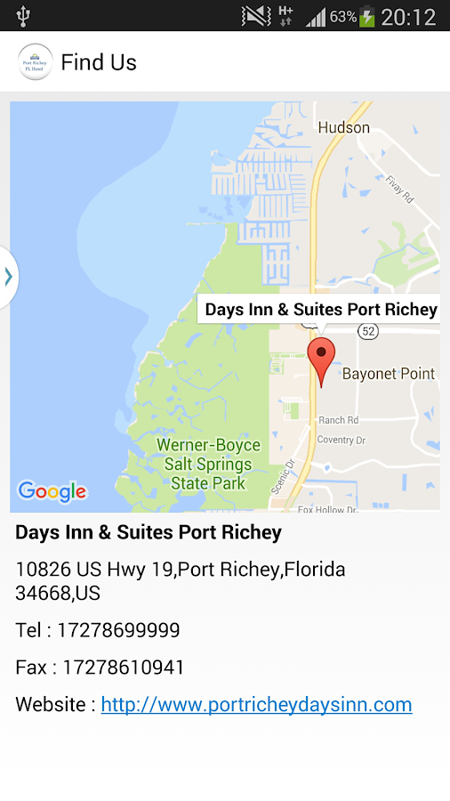 Days Inn & Suites Port Richey- screenshot