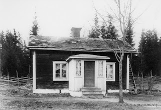 Photo: Ingelsgruvan-Hörntorpet 1910