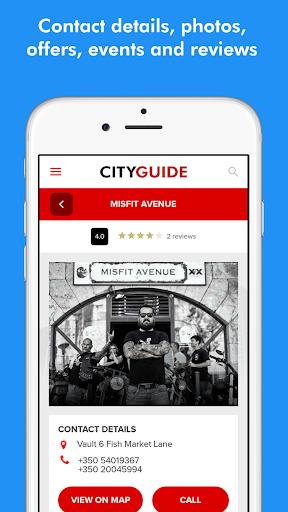 CityGuide Gibraltar screenshot 4