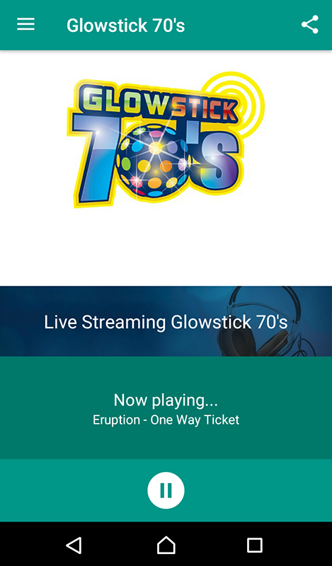 Glowstick 70's- screenshot