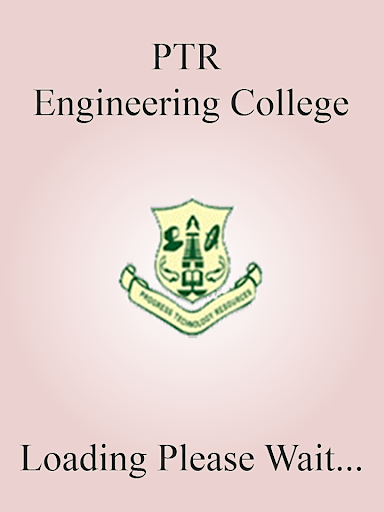 P.T.R.College Of Engg Tech