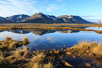 Photo: Longyearbyen scenery