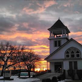 Sunsets by God by Dawn Morri Loudermilk - Uncategorized All Uncategorized