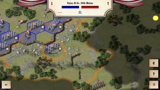 Civil War: Gettysburg Mod Apk Download For ANdroid and Iphone 4