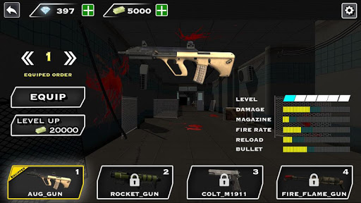 Zombie Shooter - Survival Games  screenshots 12