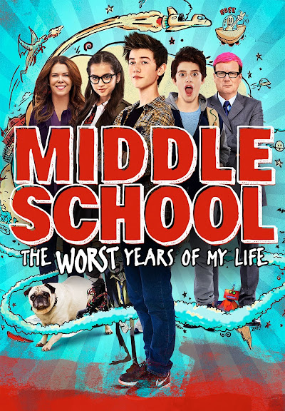 Middle School The Worst Years Of My Life Stream