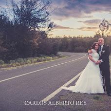 Wedding photographer Carlos Alberto Rey (rey). Photo of 21.09.2014