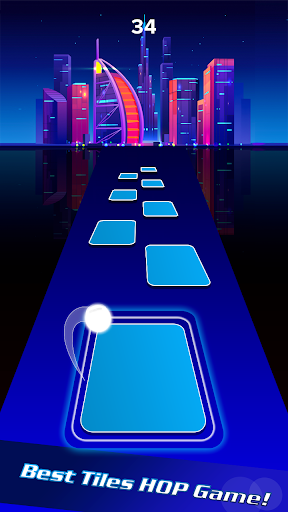 Tiles Dancing Ball Hop 1.1 screenshots 5