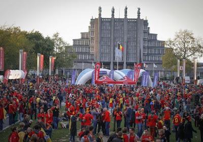 Belgique - Andorre : Les supporters sont prêts !