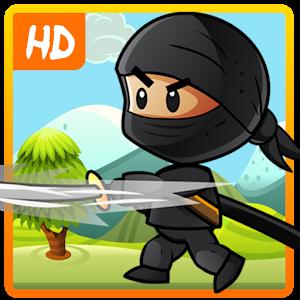 ninja jump and run