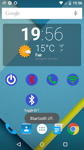 Toggle Bluetooth- screenshot thumbnail