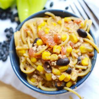 Southwest Spaghetti Skillet
