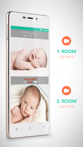 Baby Monitor Annie 👶 Nanny Cloud Camera via WiFi screenshot