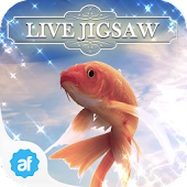 Live Jigsaws - Ocean Sky Free