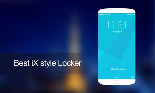 iX Locker Prime Key