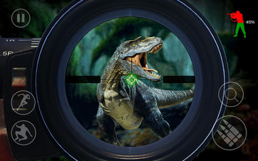 Best Dinosaur Hunter : Jurassic Survival Shooting 1.1 screenshots 3