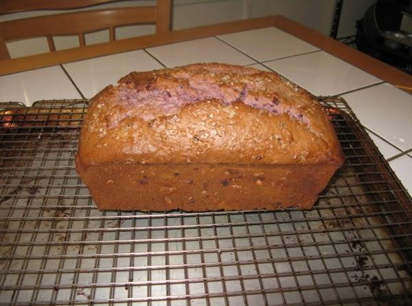 Raspberry Sour Cream Bread Recipe
