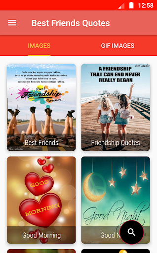 Best Friends Quotes: Friendship Quotes, Status GIF screenshots 1
